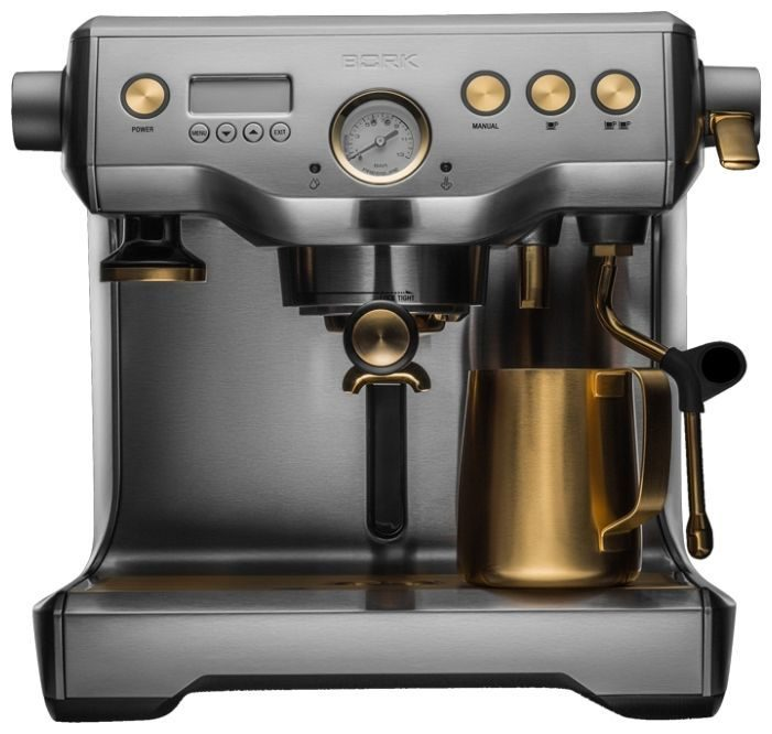 Кофеварки bork (борк) - ассортимент, характеристики, отзывы