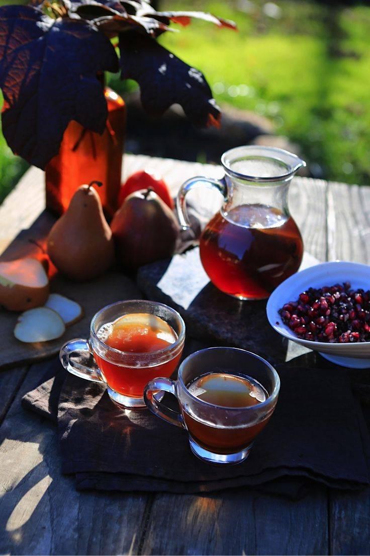 Чай из боярышника: рецепт и целебные свойства