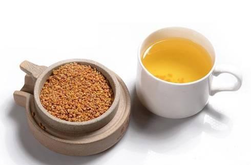 Гречишный чай: из чего делают, польза. как заваривать, вред
