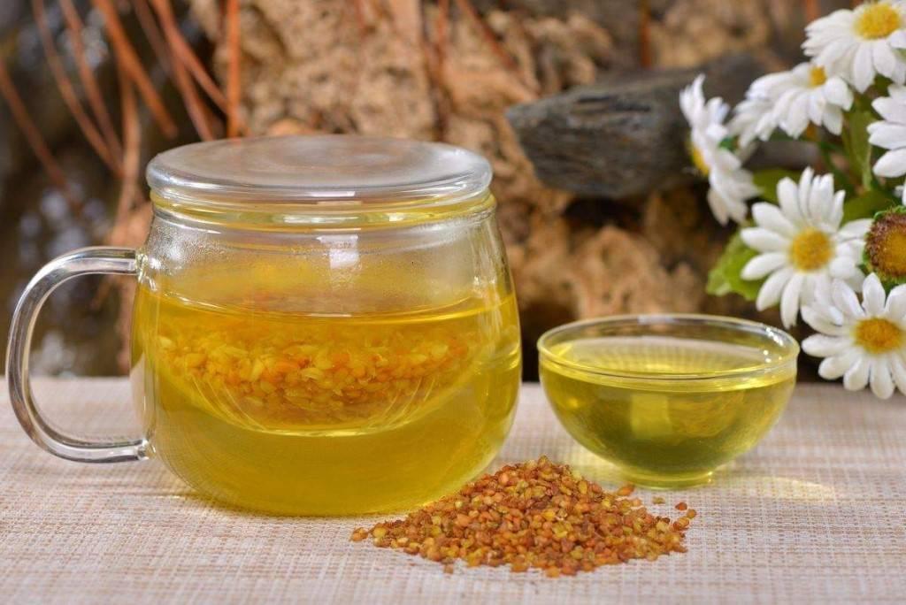 Гречишный чай: польза и вред, состав, свойства, как заваривать и пить