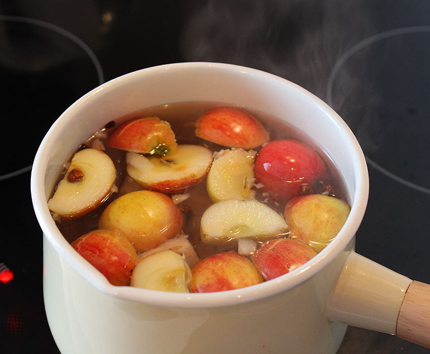 Компот из сушеных яблок - польза и вред. как сварить яблочный компот из сухофруктов в кастрюле и мультиварке