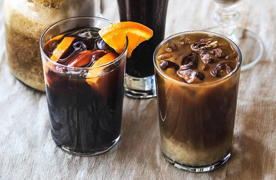 Освежающие напитки - 20 простых рецептов прохладительных напитков для жаркого лета.