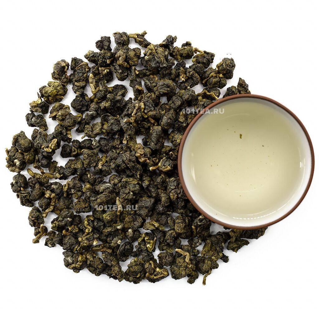Молочный улун най сян цзинь сюань — происхождение чая