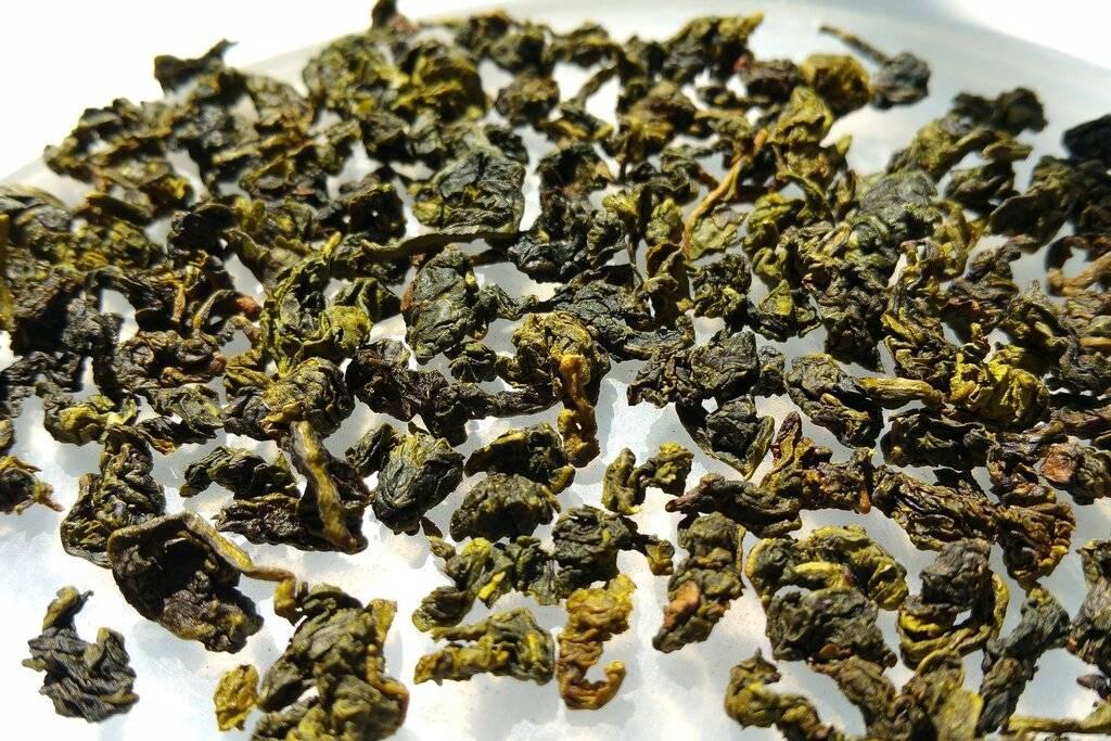Выдержанный (старый) улун - лао ча ван - владыка старого чая - teaterra | teaterra