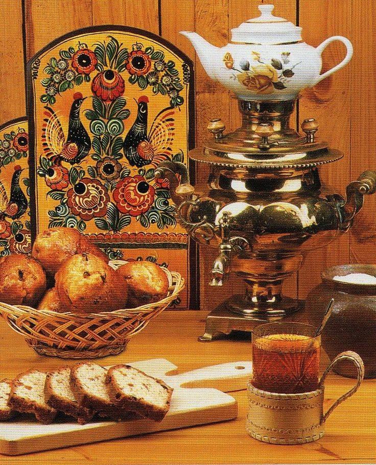Концепт «чай» в русской и китайской картинах мира