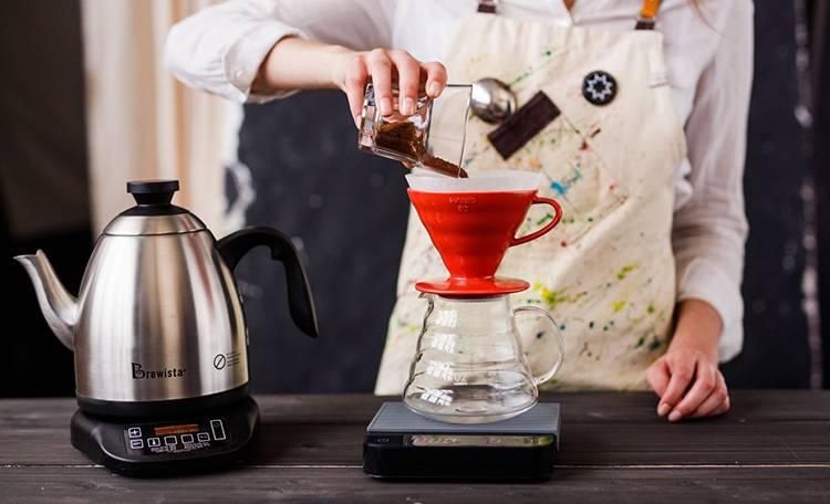Вишлист: кофеварка для смартфона poppy pour-over