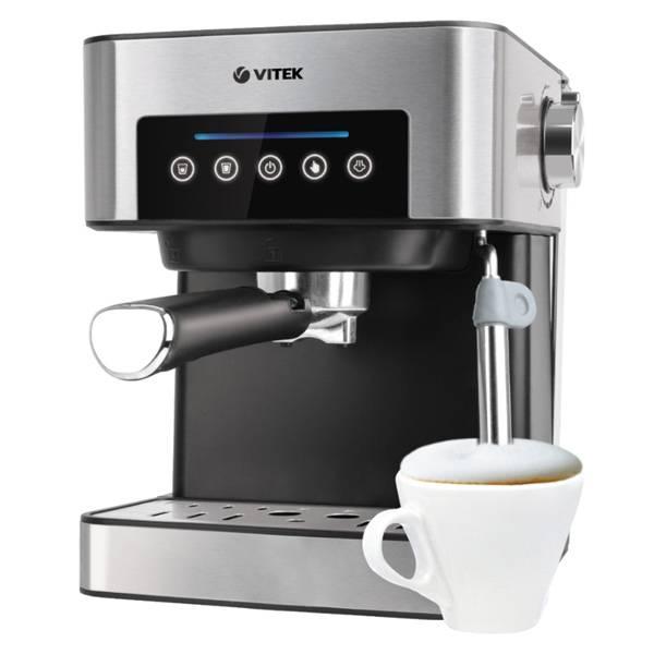 Обзор и инструкция по эксплуатации кофемашин марки Vitek