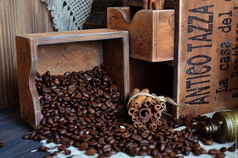 Срок и условия хранения молотого кофе