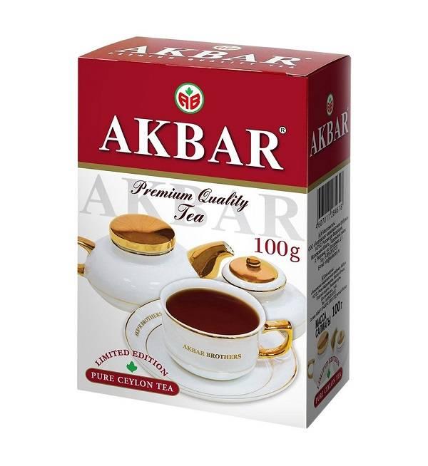 Чай акбар отзывы с оценкой «отлично»