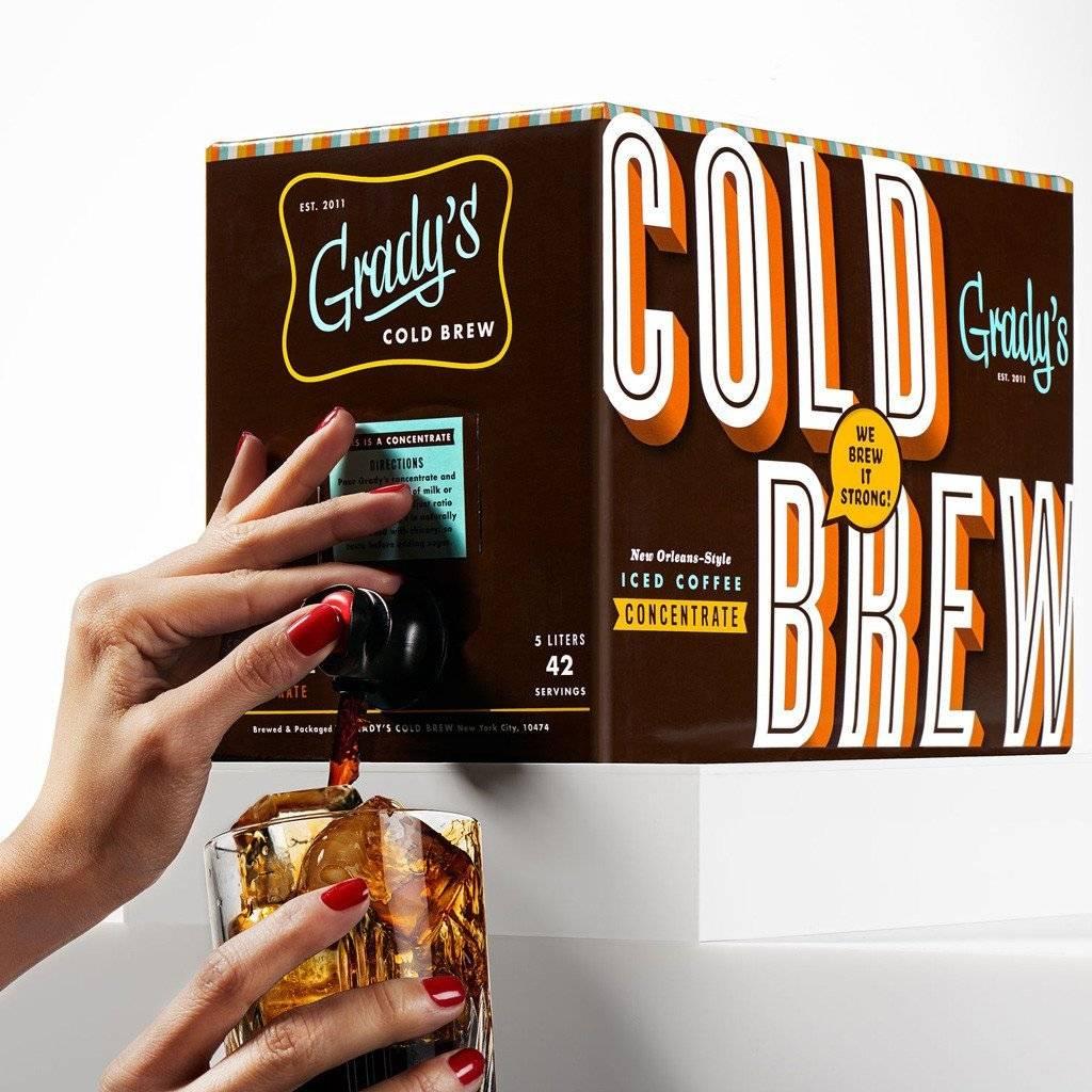 Cold brew coffee: пошаговые рецепты с фото