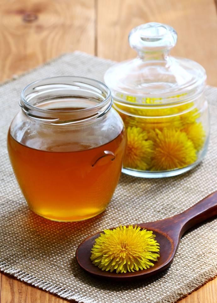 Корень одуванчика для похудения – польза, как заваривать чай