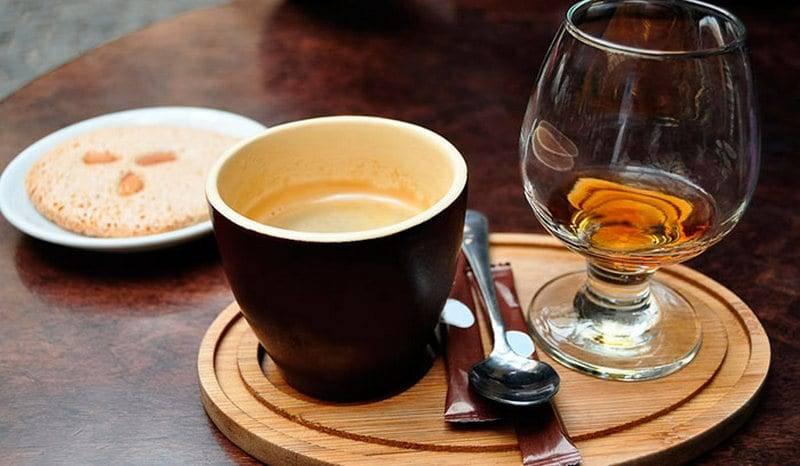 8 оригинальных рецептов кофе с коньяком