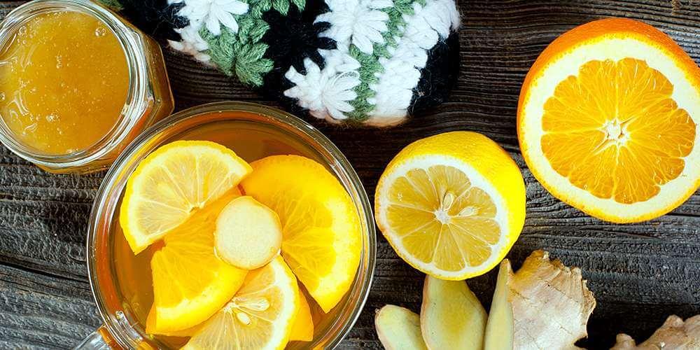 Чай с имбирем с апельсином: рецепты, польза, советы, особенности