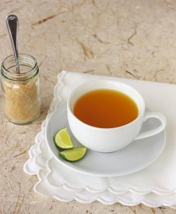 Вишневый и абрикосовый чай – как сделать настоящий чай из фруктовых листьев : отзыв