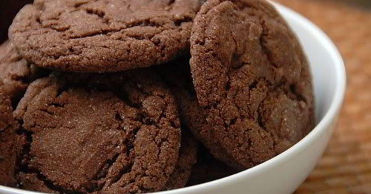 Песочное печенье с какао: как приготовить выпечку