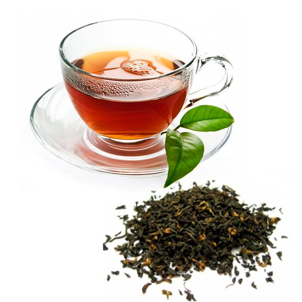 Связанный чай польза и вред