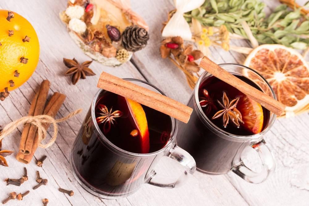 Рецепты чая с бадьяном – пряностью в виде звездочки