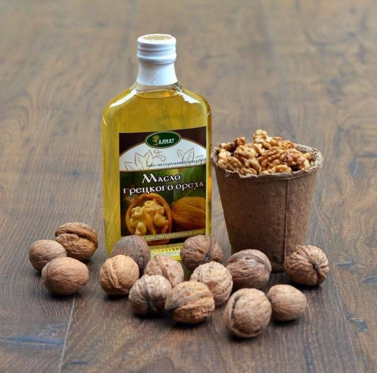 Грецкий орех – полезные свойства и вред