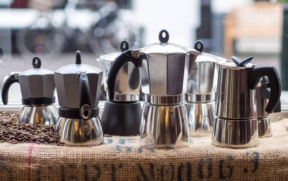 Лучшие гейзерные кофеварки для дома