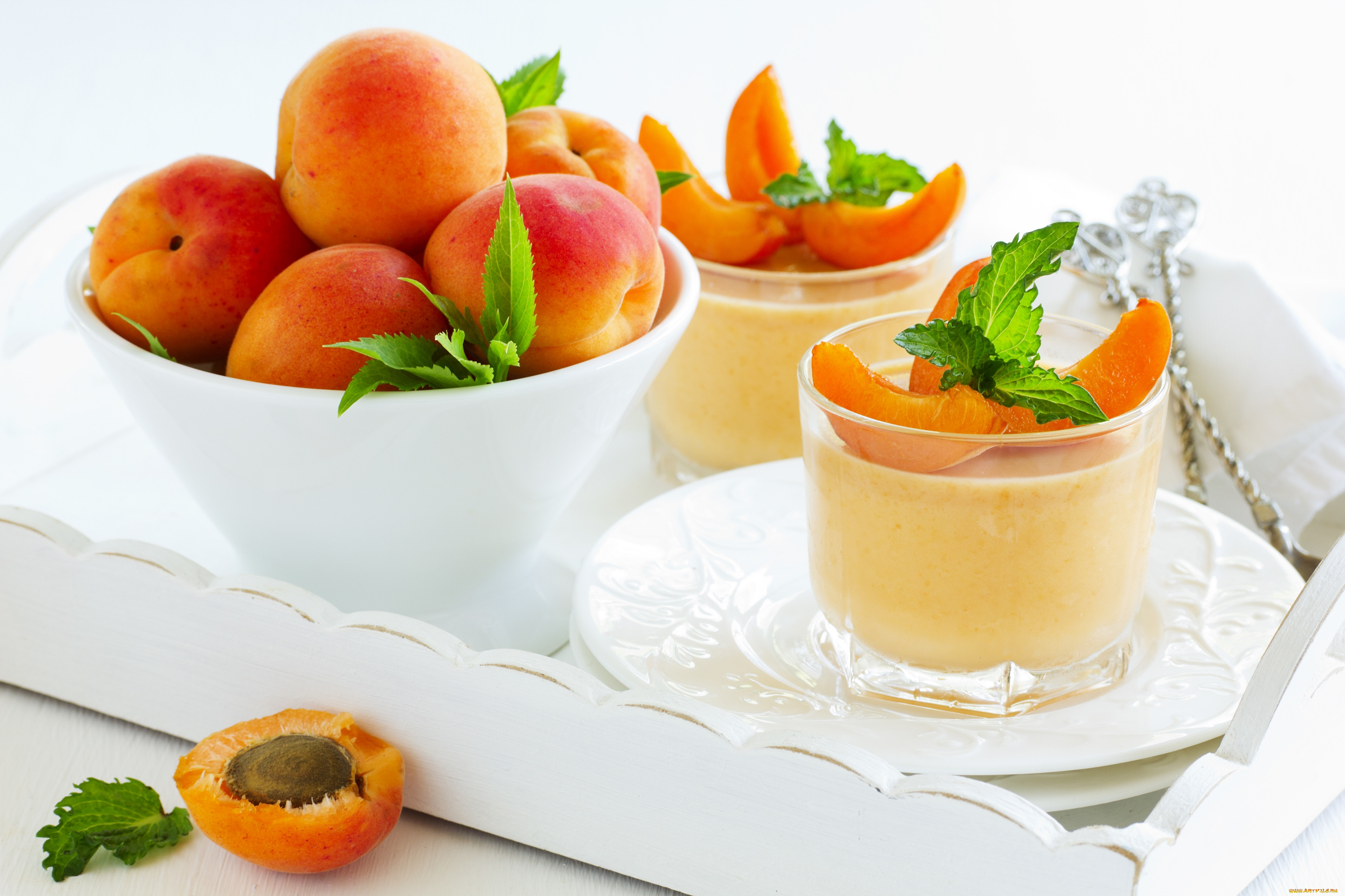 10 ароматных и очень красивых пирогов с абрикосами - лайфхакер