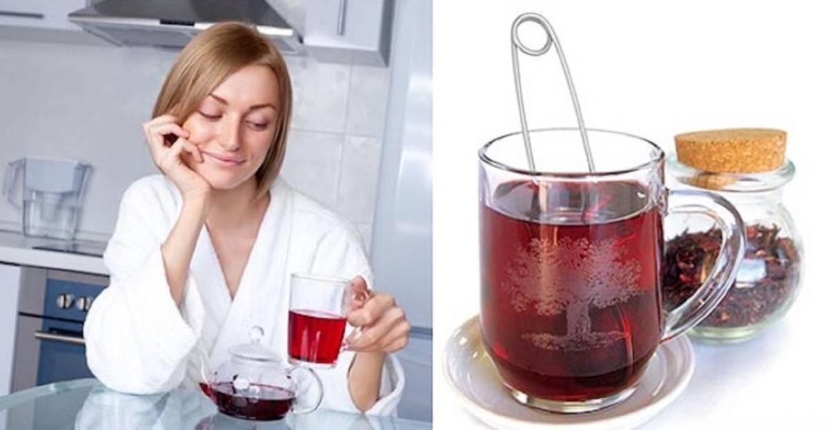 Можно ли беременным чай каркаде, рецепты для будущих мам