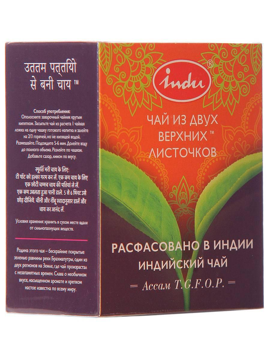 О чае ассам – жемчужине с чайных плантаций индии