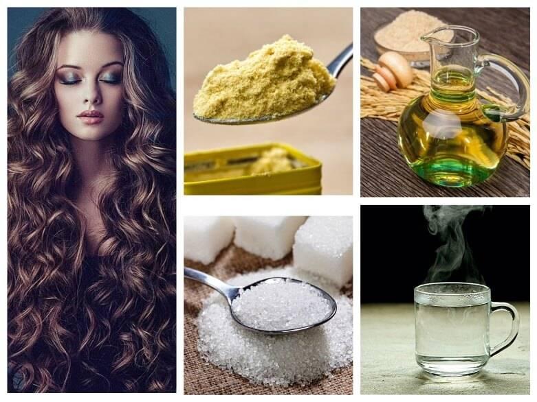 Рецепты масок из кофе для волос