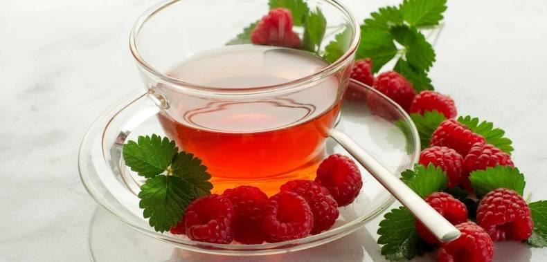 Чай с малиной: рецепты, польза, рекомендации