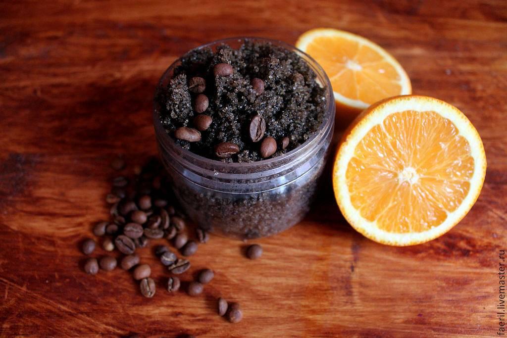Рецепты кофейного скраба в домашних условиях, как правильно применять
