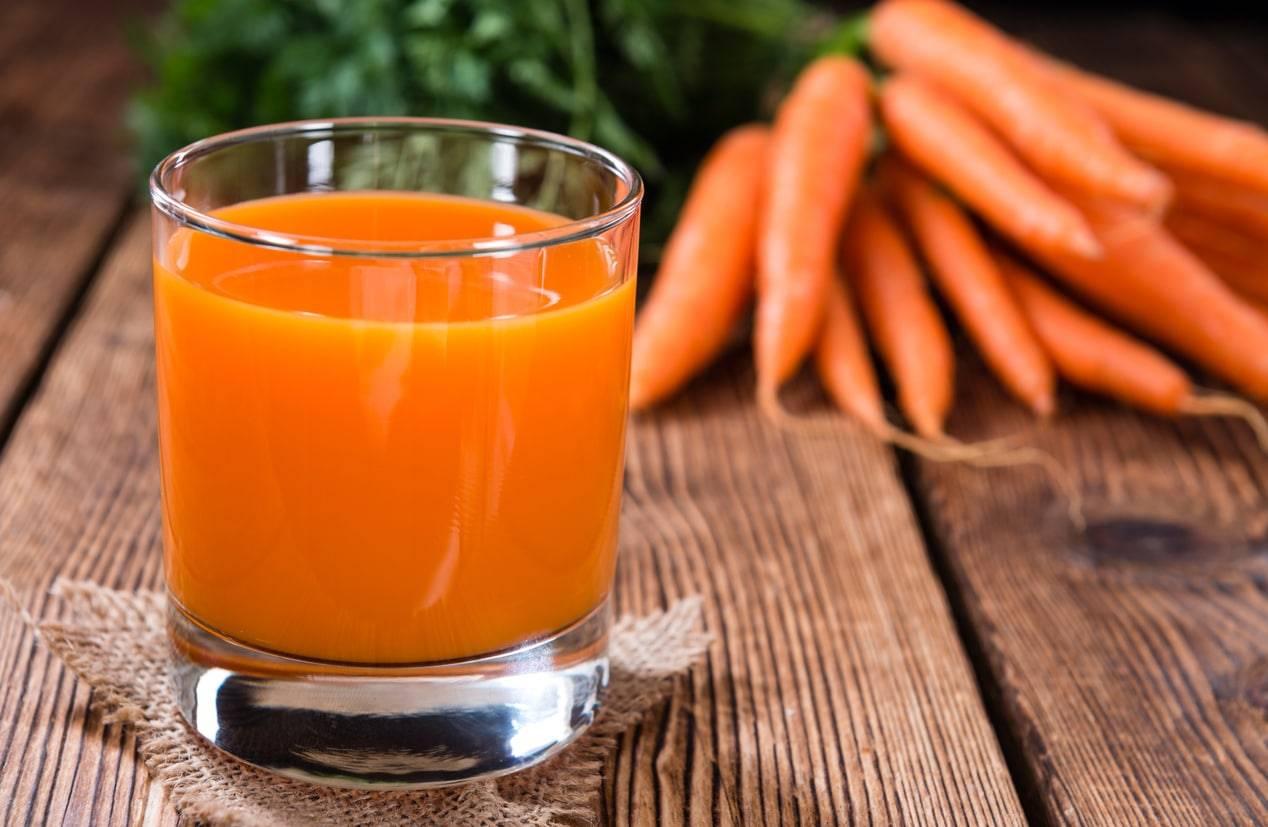 Как сделать морковный сок в домашних условиях?