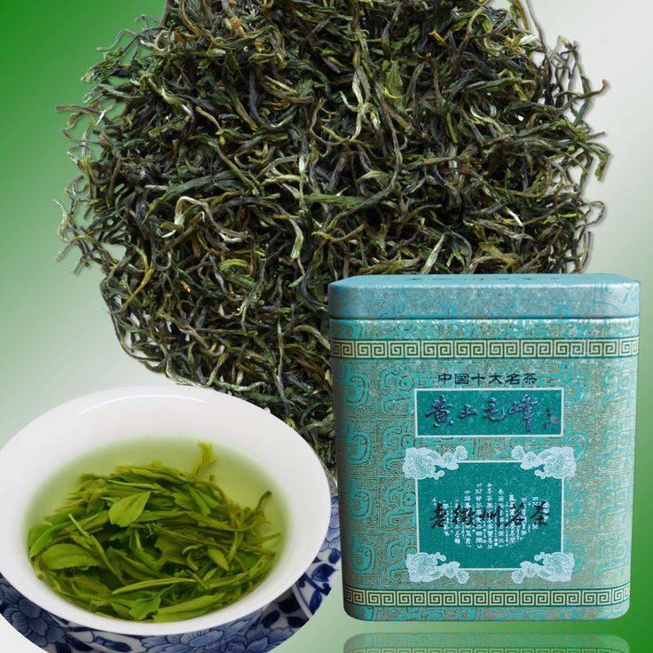 7 сортов чая из Китая