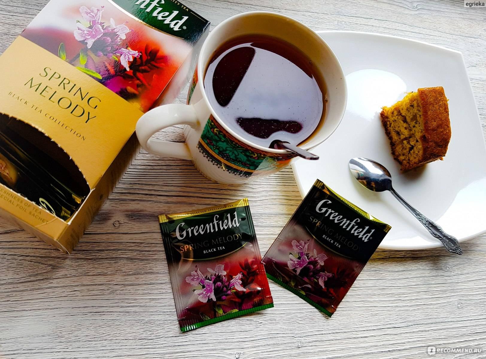 Чай в пакетиках: рейтинг лучших