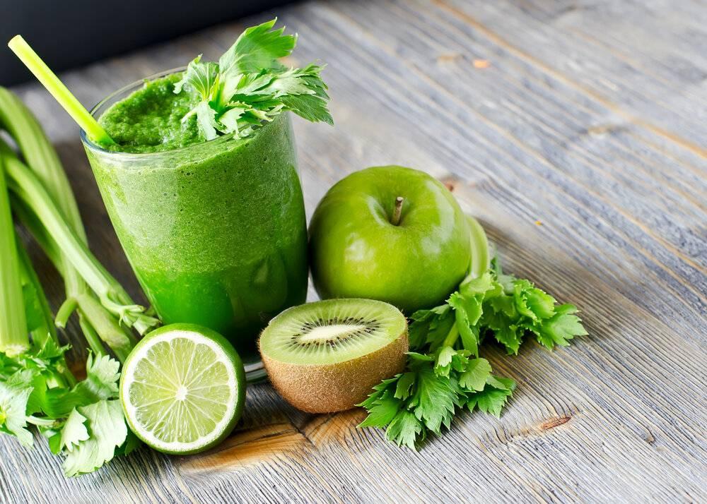 Смузи с сельдереем для похудения - описание диеты, рецепты