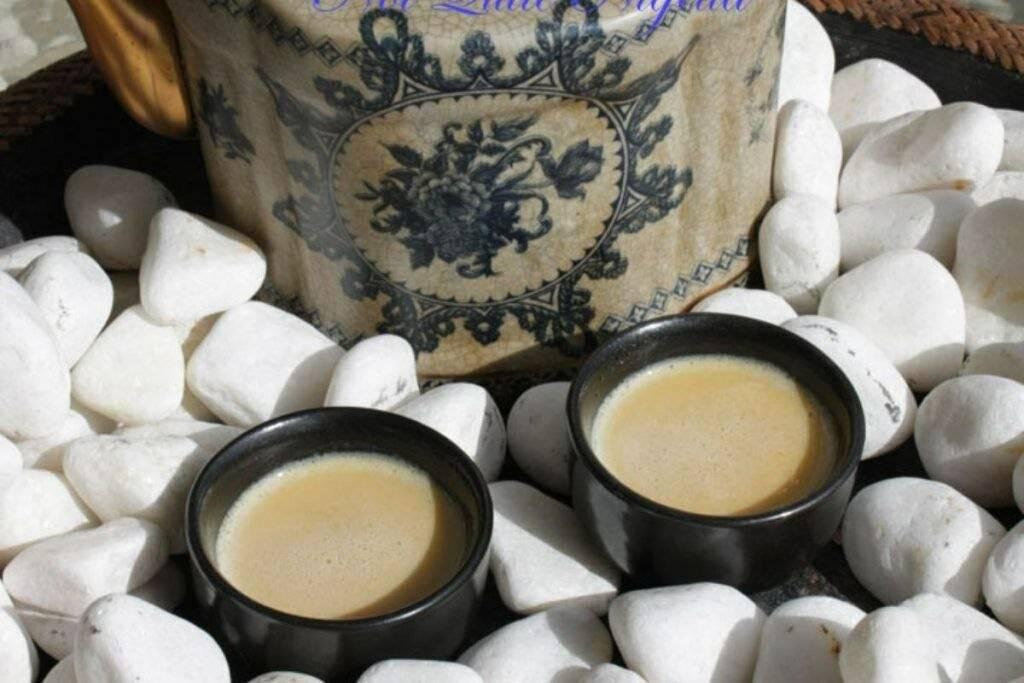 Рецепты калмыцкого чая: состав и приготовление
