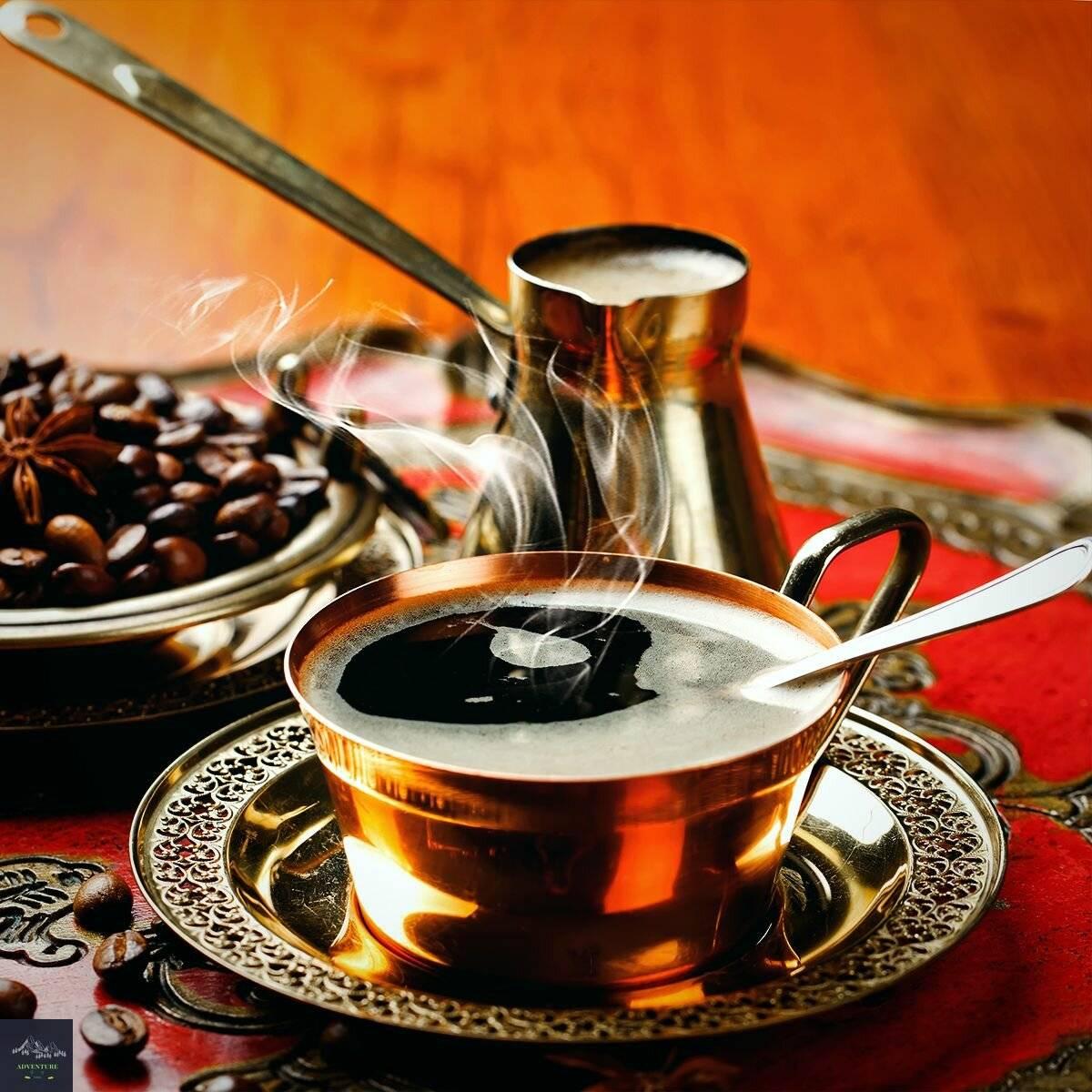 Как варить кофе в турке на плите – 5 правильных рецептов