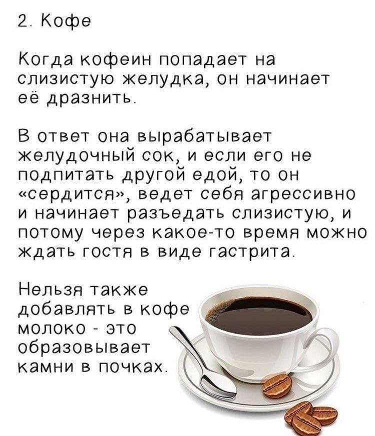Кофе после еды: можно ли пить, когда лучше – до или после, вредно или полезно