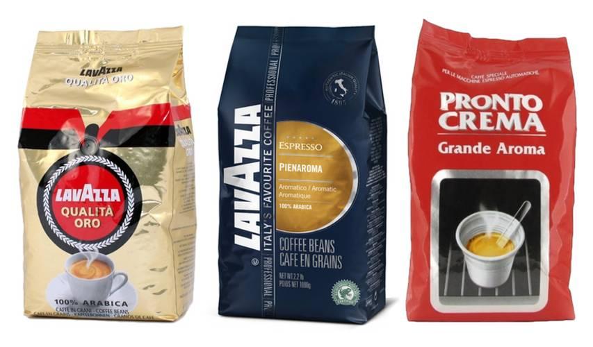 Как выбрать кофе в зернах для кофемашины: основные советы от эксперта, рейтинг лучших и элитных сортов