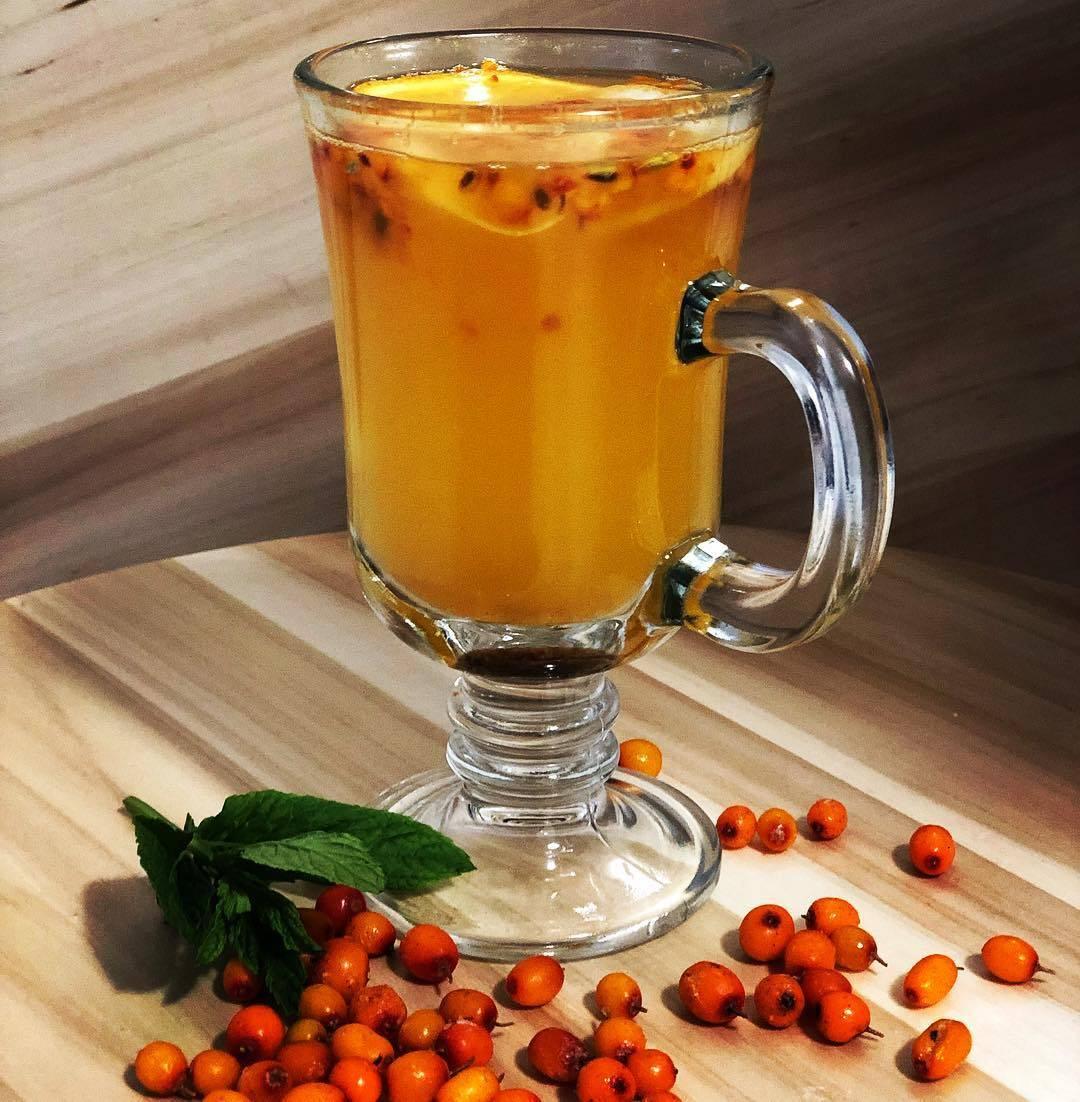 Лечебные свойства и противопоказания чая с облепихой. польза и вред облепихового чая