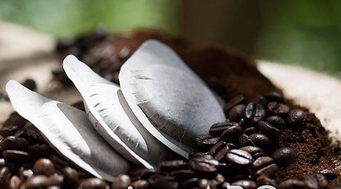 Чалды для кофемашины - что это такое? все о кофе в чалдах