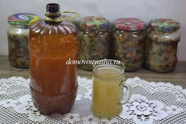 Квас из солода в домашних условиях, вкусные рецепты приготовления (ржаного и других)