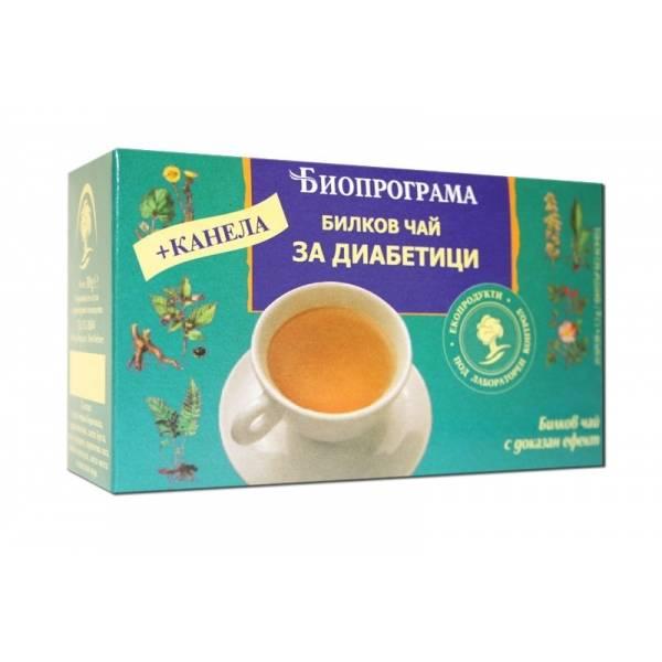Чай для диабетиков - лечение диабета