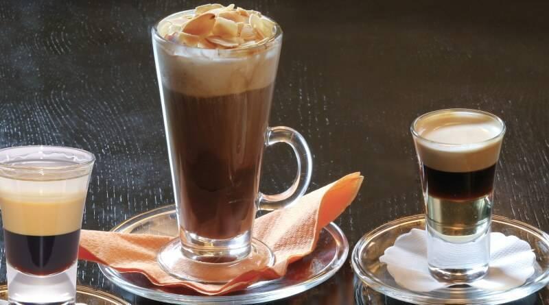 Коктейли на основе кофе: оригинальные рецепты приготовления