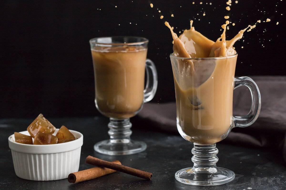 Вкусный холодный кофе: состав, как готовить, рецепты