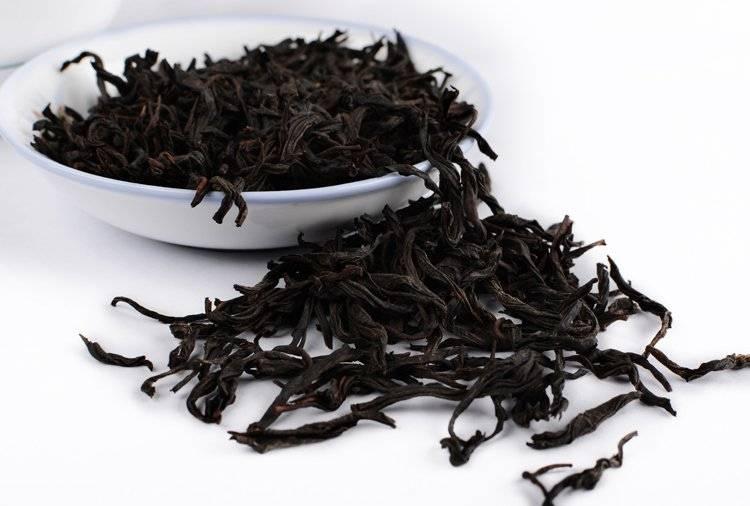 Китайский чай улун да хун пао