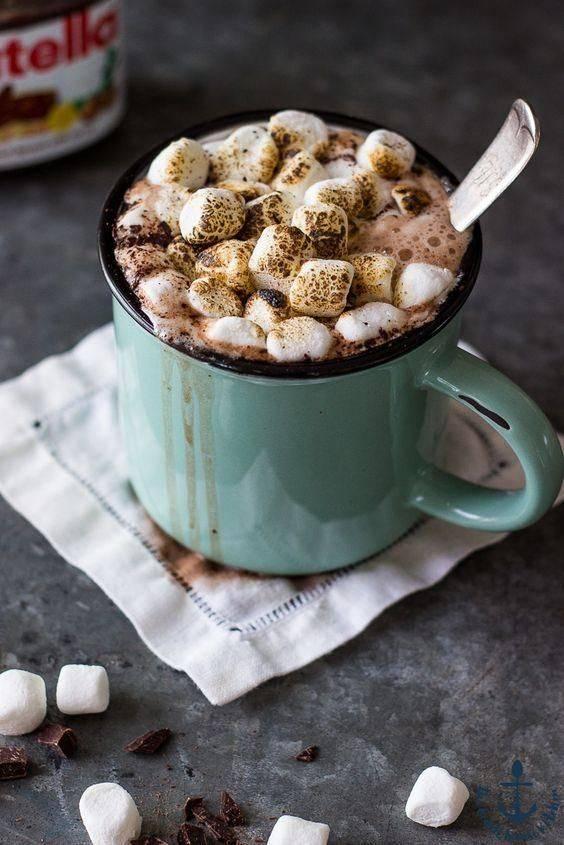 Шоколадные маршмеллоу в домашних условиях