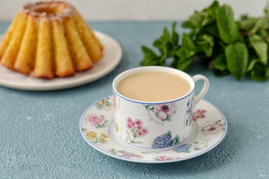 Рецепт чая | великий чайный путь