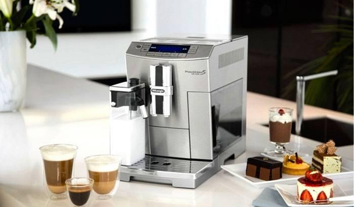 5 лучших кофемашин de'longhi - рейтинг 2020