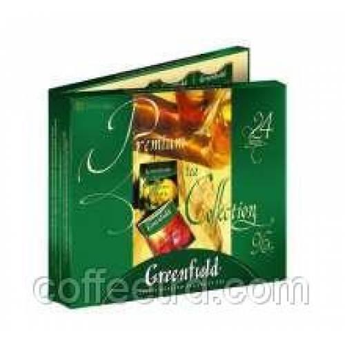 Обзор сортов чая гринфилд, выпускаемого под торговой маркой greenfield