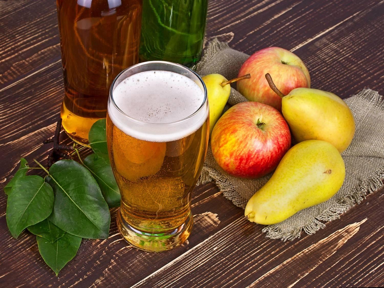 Освежающий яблочный домашний квас без дрожжей — одна польза!