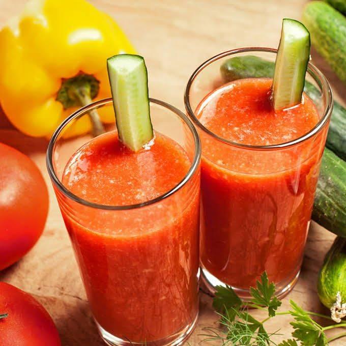 Рецепты смузи из овощей: готовим смузи в блендере